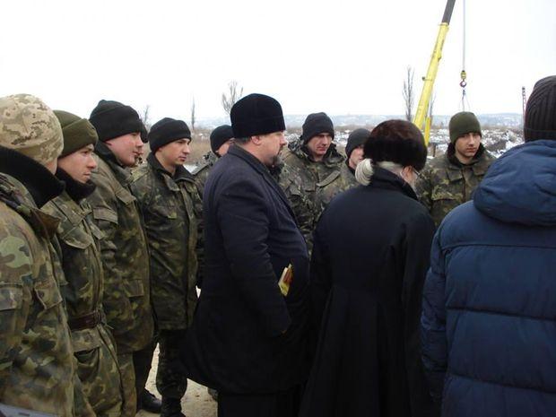 УПЦ МП, Донбас