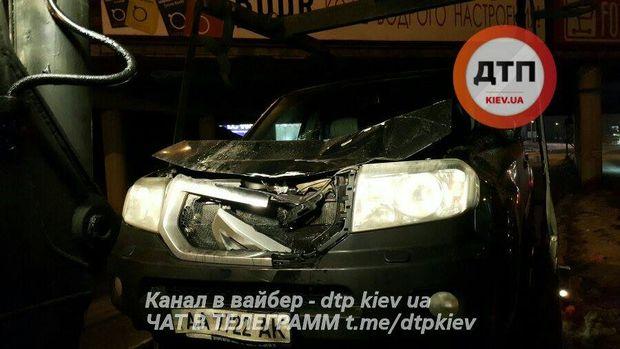 ДТП, Київ, жертви