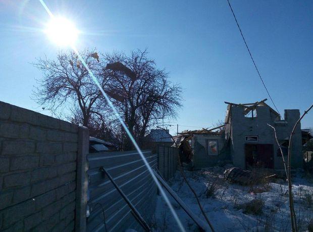 Макіївка, Донбас, обстріли