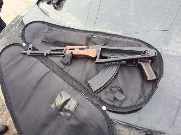 Поліція, Кропивницький, стрілянина