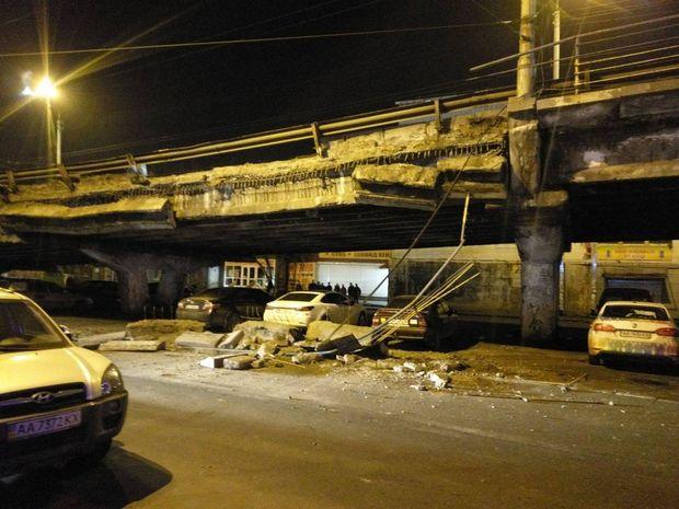 Шулявка, міст, Київ