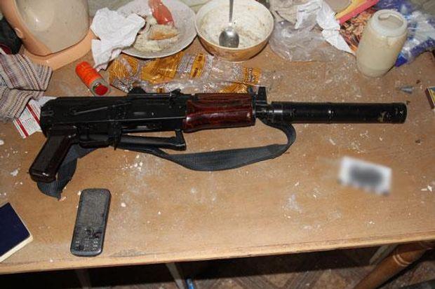 Зброя, Чернігів