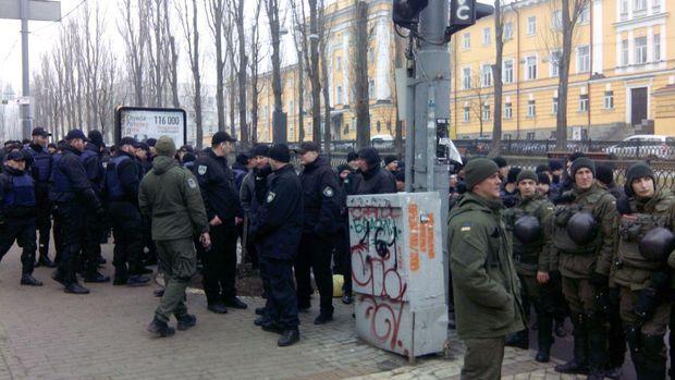 Київ, мітинг
