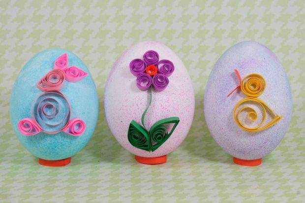 Як зробити пасхальне яйце: майстер-клас