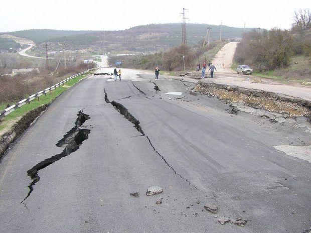 Крим, дороги, Севастополь