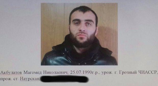 Чечня, Росгвардія