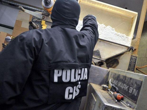 ВПольше «повязали» банду украинцев— Сигаретная мафия