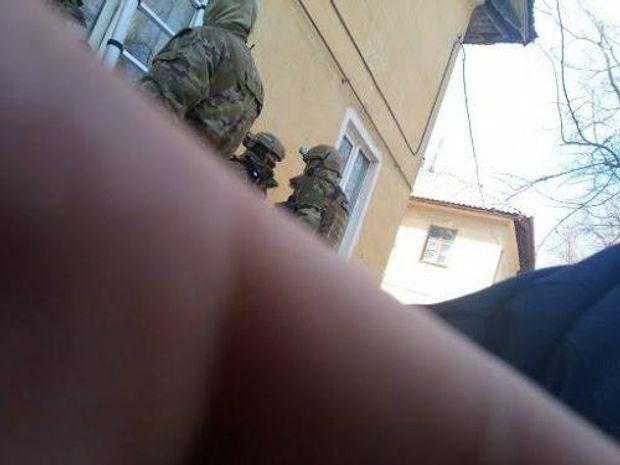НаДнепропетровщине спецназовцы искали подельника убийцы Вороненкова под постелью