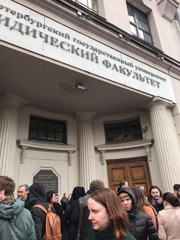 СпДУ, теракт, Санкт-Петербург