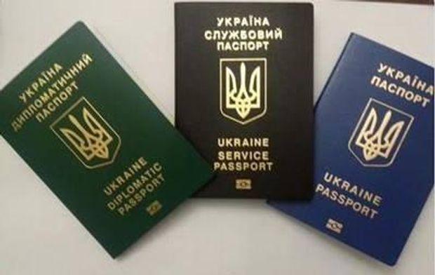 Биометрический загранпаспорт Украина 2017: цена и нюансы