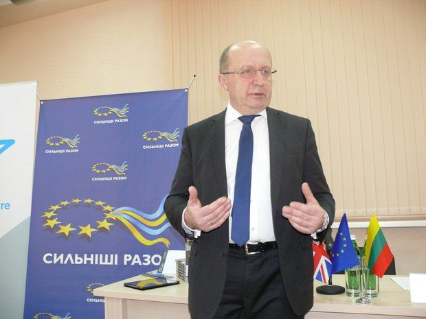 Андрюс Кубілюс – послідовний прихильник України