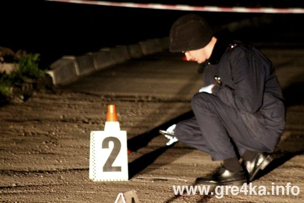 ВКропивницком произошла стрельба около детской площадки, имеется пострадавший
