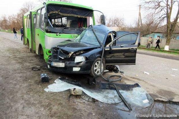 Аварія, Харківщина, Балаклія, жертви