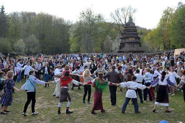 Великдень у Львові