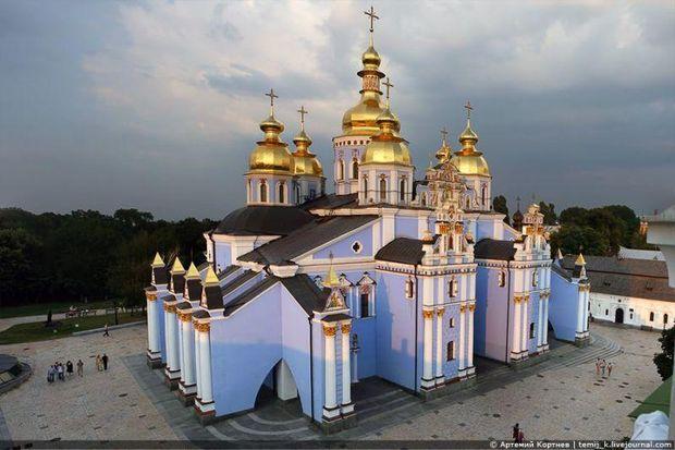 МИхайлівський золотоверхий собор, Київ