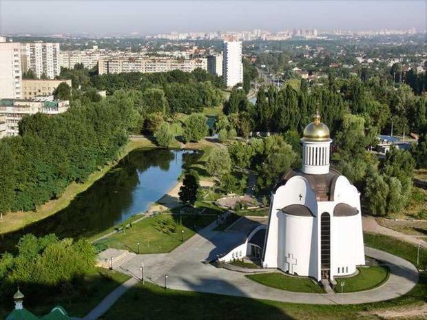 Спасо-Преображенський храм, Київ