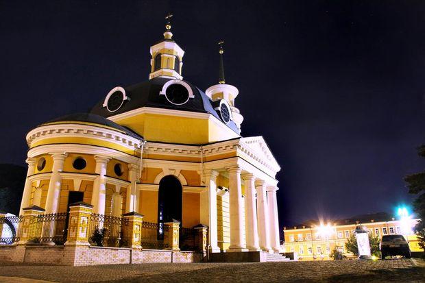 Храм Різдва Христового, Київ