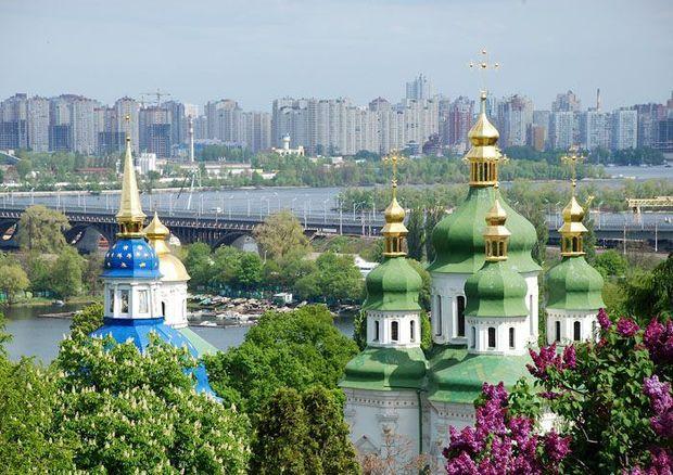Видубицький монастир, Київ