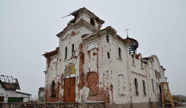 Свято-Іверський жіночий монастир, ДАН, Донбас