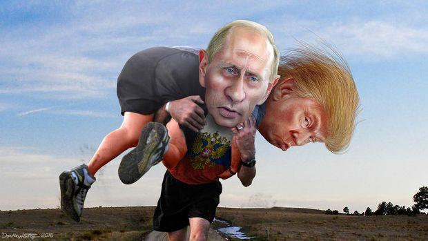 Путін поки не відповів на дії Трампа