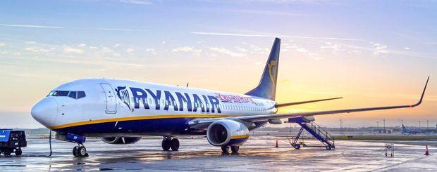 Ryanair дешеві квитки