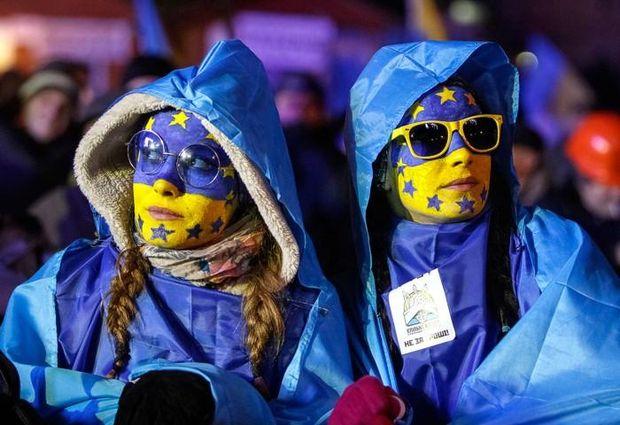 Україна – це Європа