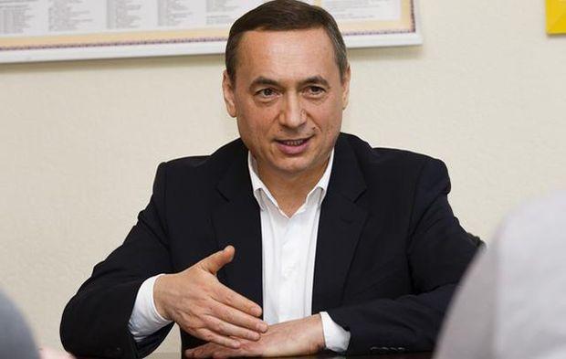Миколу Мартиненка затримали детективи НАБУ