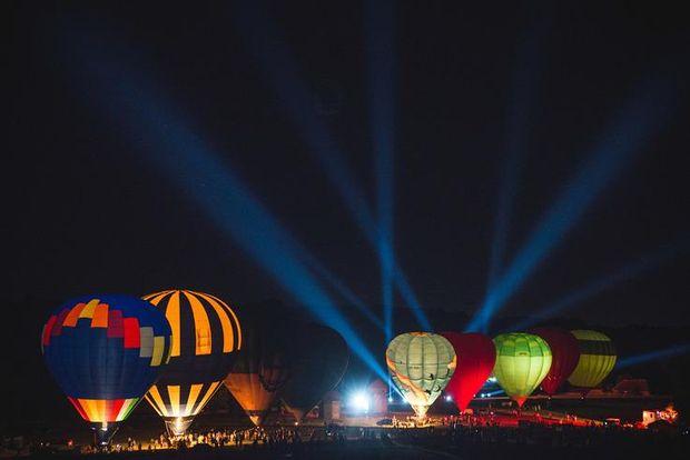 Фестиваль повітряних куль пройде в Умані
