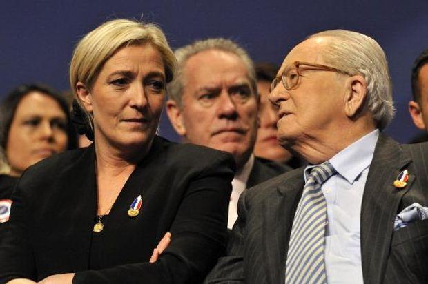 Жан-Марі Ле Пен не підтримує кампанію доньки