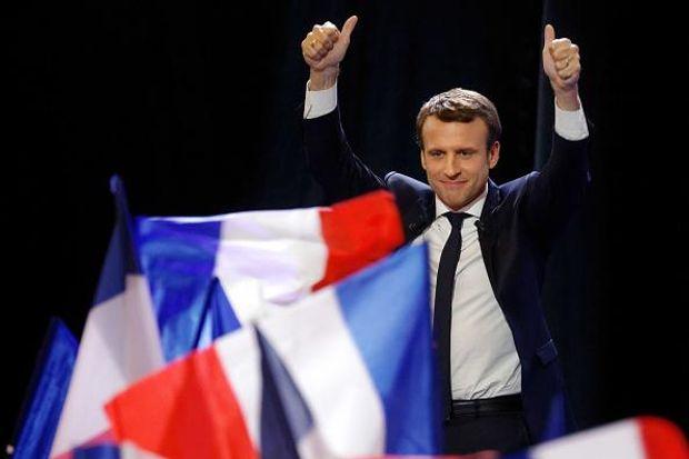 7 травня Франція обере нового президента