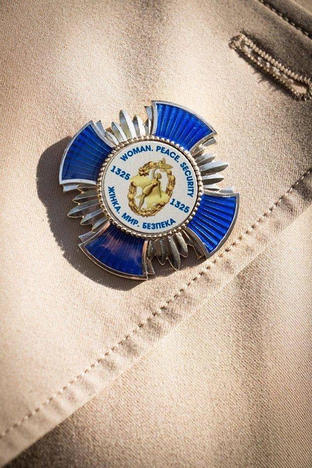 Анастасія Дєєва отримала орден