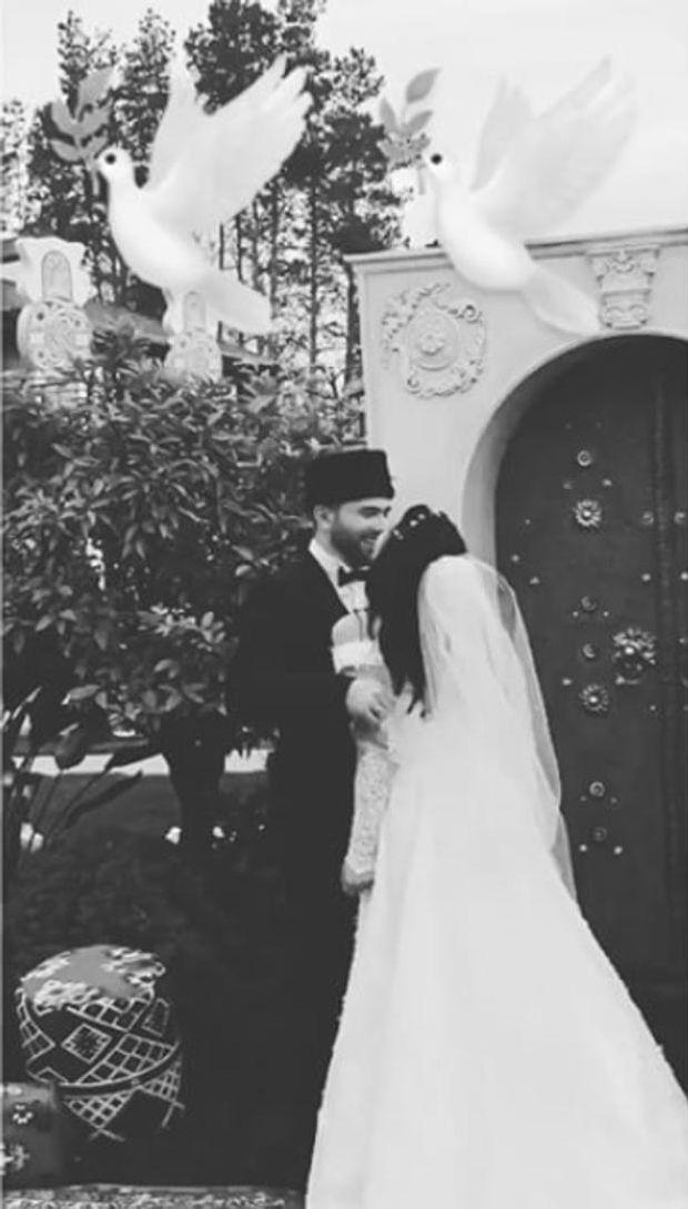 Весілля Джамали
