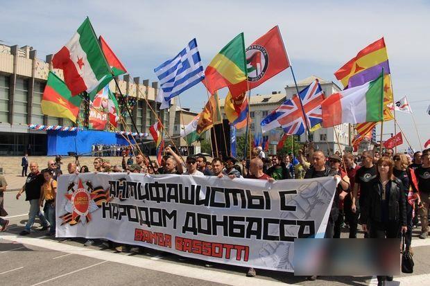 Луганськ, тероризм, 1 травня