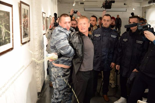 Навальний, напад, Росія