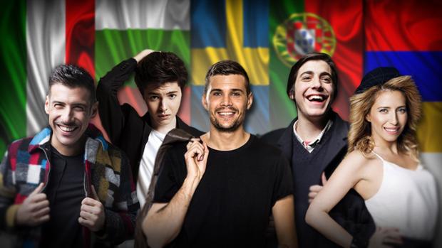 Фаворити Євробачення 2017 за ставками букмекерів