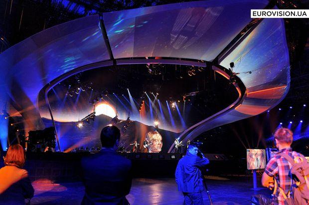O.Torvald на головній сцені Євробачення-2017