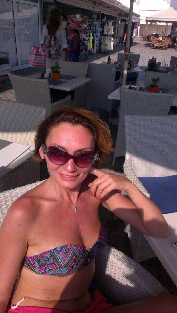 Заступниця глави НБУ відпочиває на Кіпрі