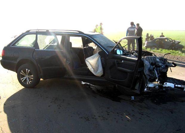 Страшна аварія на Одещині