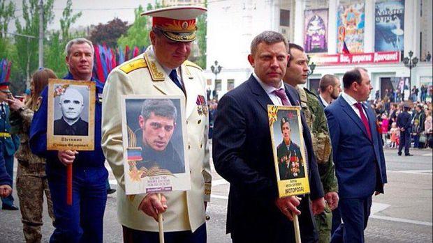 Гіві, Захарченко та Моторола