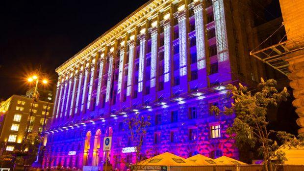 Будівеля Київської міської державної адміністрації