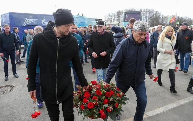 Тимощук відзначив 9 травня в Росії