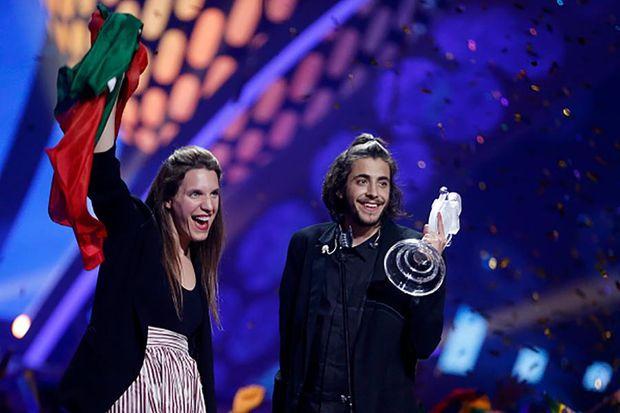 Португалия победила на Евровидении 2017