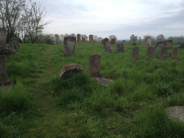 Караїмський цвинтар у Галичі