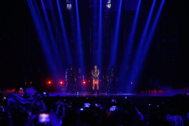 Руслана, Євробачення-2017, фінал