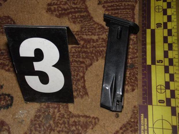 Поліція, Дубно, стрілянина