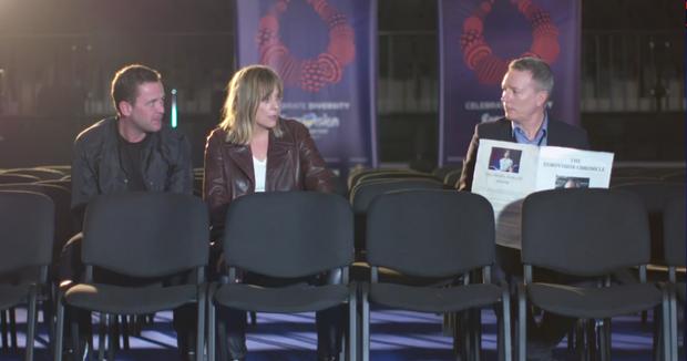 BBC зняла фільм про Євробачення, детективів та Сердючку