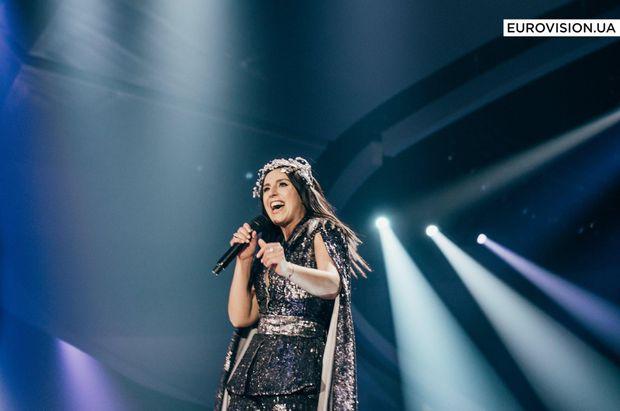 Джамала заспівала нову пісню у фіналі Євробачення