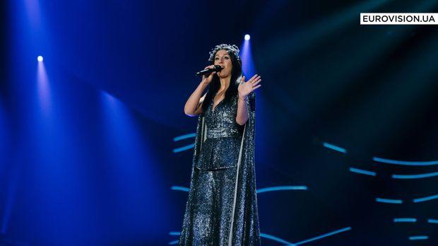 Джамала заспівала для глядачів Євробачення-2017