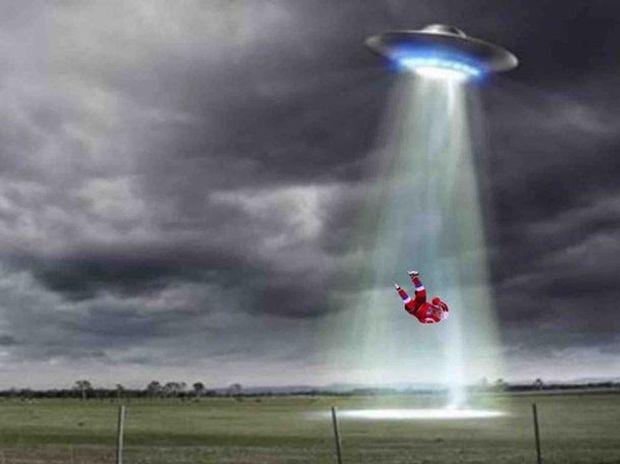 Путіна викрадають інопланетяни