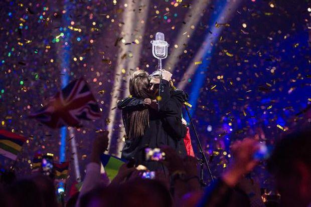 Переможець Євробачення-2017 португалець Сальвадор Собрал переміг з композицією